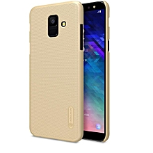 Nillkin Frosted Hard Shell Back Cover Plastic Protective Case Lightweight Case Gold