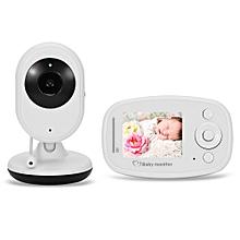 Wireless Digital Video Baby Monitor 英规 - White
