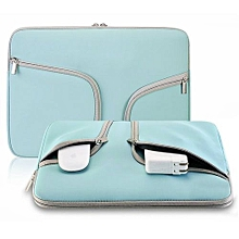 """15"""" Laptop Bag, Fashion Waterproof Sleeve PorTablet Hand Bag For 15.4 Macbook Pro All Notebook, Turquoise"""