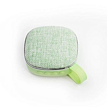 Wireless Bluetooth Speakers, Portable Outdoor Card, Bluetooth Small Speakers - Green
