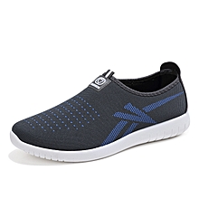Men Shoes Mesh Sneakers Trends Moccasins For Male