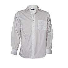 guardiola style White Long Sleeved Shirt