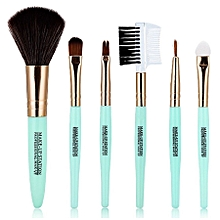 Make Up Brushes 7 Pcs / Make up brush set