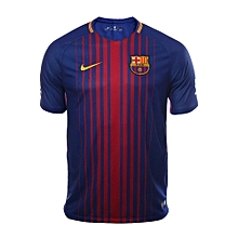 Barcelona 2017-2018 Home Jersey