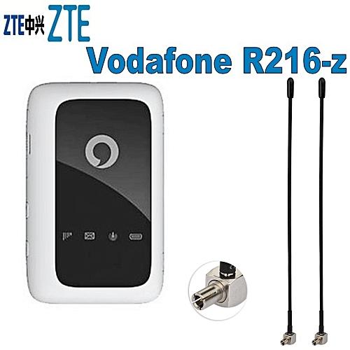Vodafone R216 R216-z Pocket Wifi router plus a pair of antenna 4G LTE  Huawei R216 router, PK huawei E5573 huawei R215
