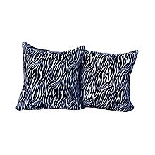 Pillows Zebra Print - 30cm x 25cm