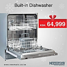 Newmatic Built-in Dishwasher