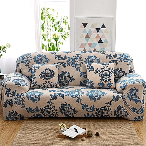 Generic 3 Seater Sofa Cover Chair Couch Protect Love seat Slipcover ...