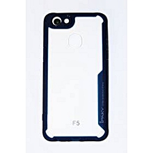 Back Cover For OPPO F5 Ipaky - Navy blue