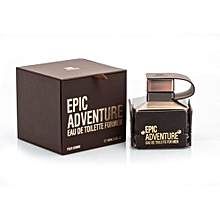 Epic Adventure For Men EDT - 100ml
