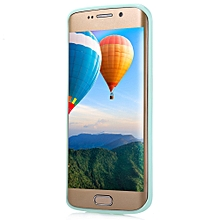 Cute Candy Color TPU Protective Case Cover for Samsung S6 Edge