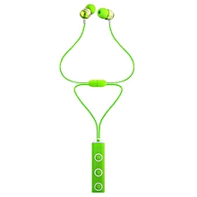 Bluetooth Ear Hook Wireless Sports Stereo Waterproof Headset Earphone -Green