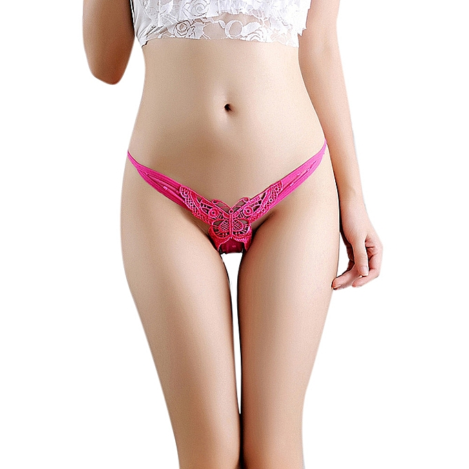 Underwear Women Sexy Pantie Modal Panties Ladies Briefs G Strings  Underpants Hot-Hot Pink 5f65f28523ba