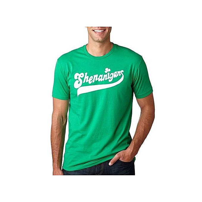e794d01e50 Fashion Shenanigans T-Shirt Funny St Patrick's Day Tee Shirt Gift ...