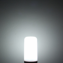 11W G9 56Pcs SMD 5730 LED Corn Lamp Frosted Cover Bulb ( 2200Lm White Light ) - Cool White Light