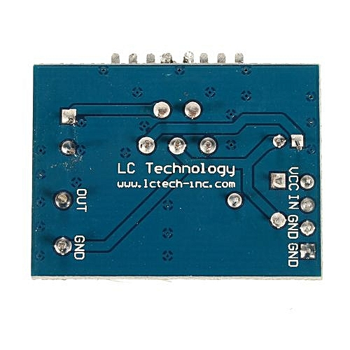 6-12V AC/DC DIY Kit Single Power Supply Audio Amplifier Board Module  TDA2030A (Intl)