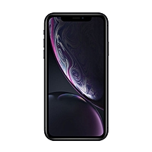 IPhone XR (3GB RAM, 64GB ROM) - Black - Dual SIM (nano-SIM)