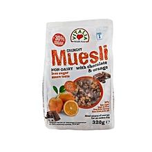 C. Muesli Choc Orange 320g