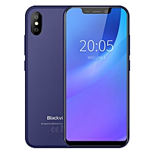 A30 2GB+16GB 5.5 inch Android 8.1 MTK6580A Quad Core up to 1.3GHz 3G Smartphone(Blue)