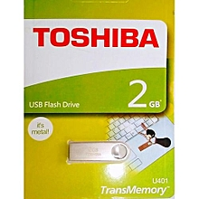 2GB USB Flashdisk-Silver