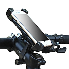 Phone Holder for Bike iPhone & Android Phone Mount – Black