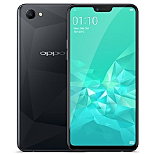 A3 6.2-inch Full HD+ (4GB, 128GB ROM) Android 8.1 Oreo, 16MP + 8MP, 3400mAh, Dual Sim 4G LTE Smartphone - Black