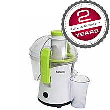 ST-FP8051 D - Juicer - 350W - White & Green.