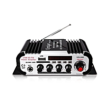 HY-600 - Stereo Power Digital Amplifier FM IR Control HiFi