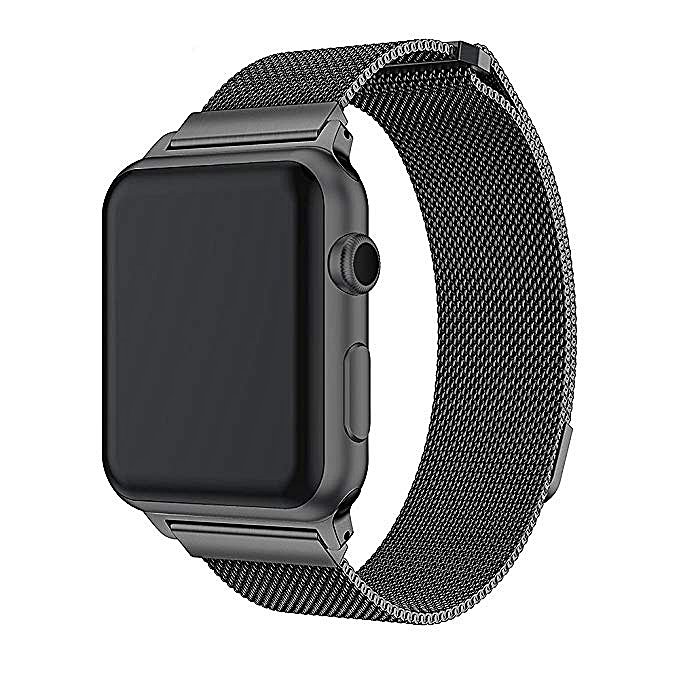 OEM Milanese Loop Replacement Band Compatible Apple Watch 38mm 42mm ... 09406b0d186b