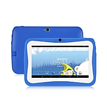 7' Kids Tablet PC 1.5GHZ Quad Core 8GB WIFI Android Tablet 1024x600 Screen-blue