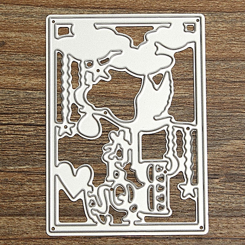 Generic Steel Cutting Dies Scrapbooking Album Photo Paper Cards Hand Craft Decoration Best Price