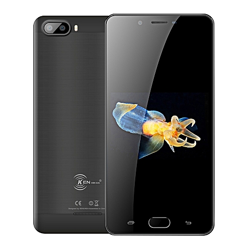 S9 4G Phablet 5.5 inch Android 7.0 Quad Core 2GB+16GB -BLACK