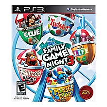 PS3 Game Family Game Night 3