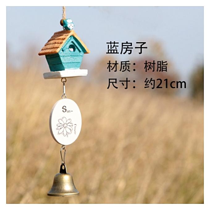 1Blue HouseThe Japanese Breeze Bell Sends The Gui Sweet Girl Friend A Creativity Birthday Gift