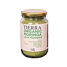 Organic Moringa Leaf Powder - 120grams