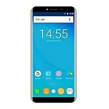 "C8 - 5.5"" 3G Android 7 2GB/16GB OTA Fingerprint 3000mAh EU - Gold"