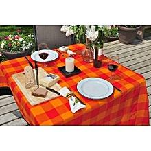 Maasai Shuka Table Top Clothe - 150 x 200cm