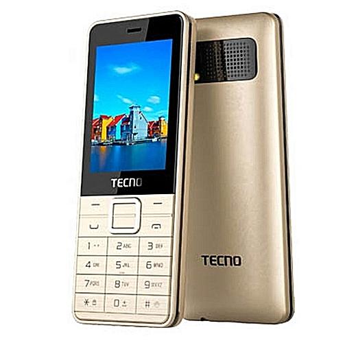 T401 - Triple SIM - Gold