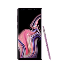 "Galaxy Note 9 - 6.4"" - 128GB - 6GB RAM - 12MP Camera - Single SIM - Lavender Purple"