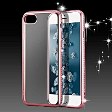 Luxury Bling Bling Transparent Iphone 6+ cover