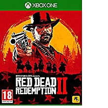 XBOX 1 Game Red Dead Redemption 2