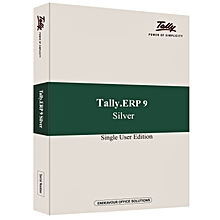 Single User-Tally.ERP9 - Silver