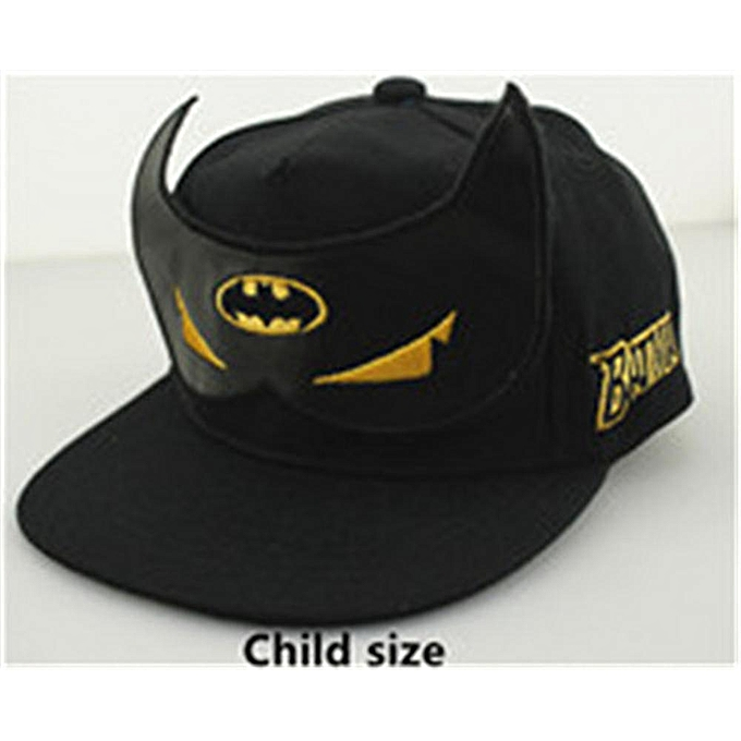 a10c7663a 4 Colors Hat Adult And Child Snapback Hat For Boy Batman Caps Baby Hip Hop  Hats Baby Baseball Cap Hip Hop Sun Cap Birthday Gift
