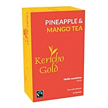 Pineapple & Mango Tea 25 Tea Bags