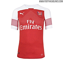 Arsenal 18-19 Home Kit Jersey