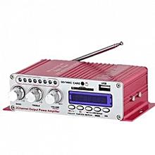 Powerful Hi-Fi Audio Amplifier with FM radio USB SD MP3 Input,  -MA-120