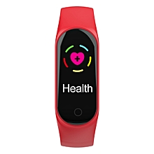 Smart Color Screen Blood Pressure Exercise Heart Rate Pedometer Smart Watch
