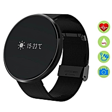 S15 Wristband Heart Health Monitor Bluetooth Smart Band Pedometer IP67 Water Proof Sports Bracelet Fitness Tracker Watches BDZ