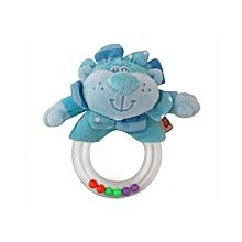Lion Rattle - Blue