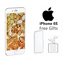 iPhone 6S 4.7-Inch(2GB, 64GB ROM) IOS 12MP+ 5MP  – gold